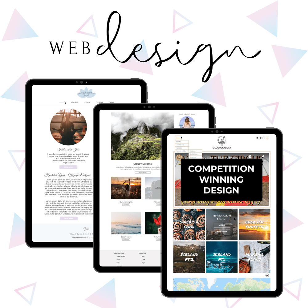 PSD Web Designs