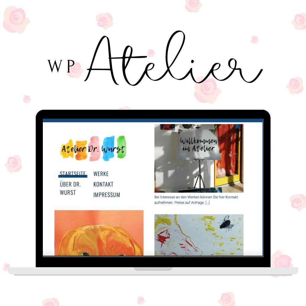 WordPress Atelier